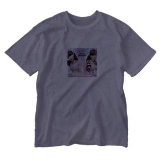 100%mine ジャケット写真 Washed T-shirts