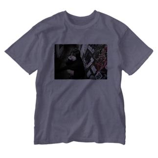 べー Washed T-shirts