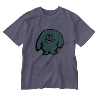 ムーチョ Washed T-shirts
