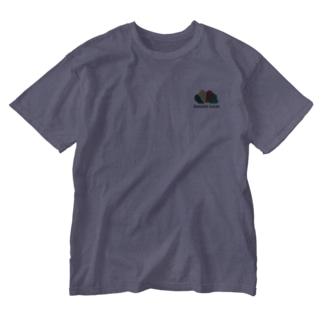 ダニエルルーカスロゴ Washed T-shirts