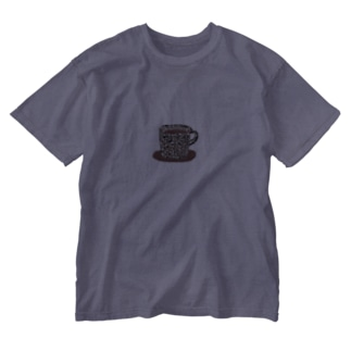 coffee Washed T-shirts