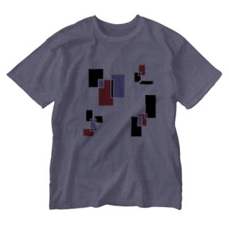 ばぐです。ばぐ。 Washed T-shirts