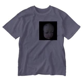 小面 Washed T-shirts