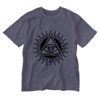 趣ミナティMONO Washed T-shirts