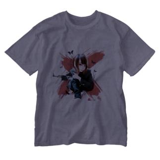 チャンポニ❌ Washed T-shirts