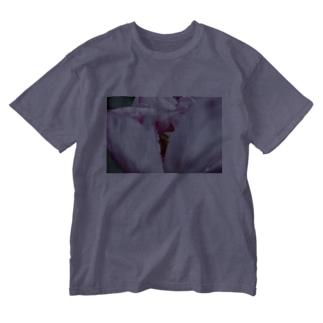 蓮子 Washed T-shirts