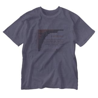 CKのScoring drug Washed T-shirts