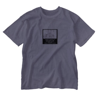 Profit Making System Washed T-shirts