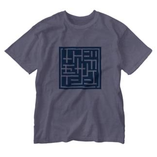 サンジゲンの15thサンジゲンメイズ Washed T-shirts