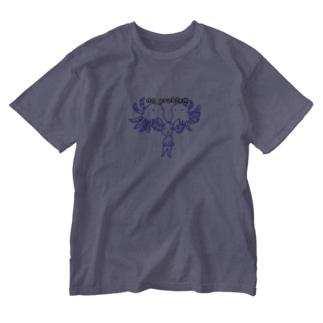 ノープロブレムちゃん Washed T-shirts