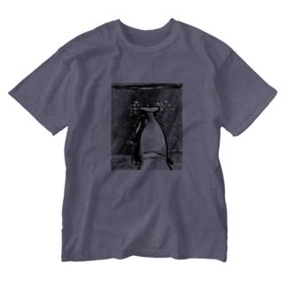 令和3年の女のこ Washed T-shirts