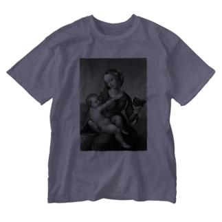 母子像 Washed T-shirts