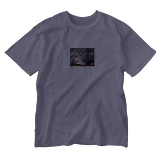 ピエタ Washed T-shirts