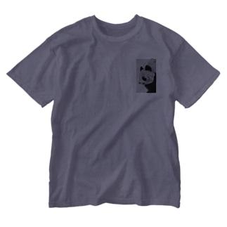 HK mr,s405 shopのしょえパンD Washed T-Shirt