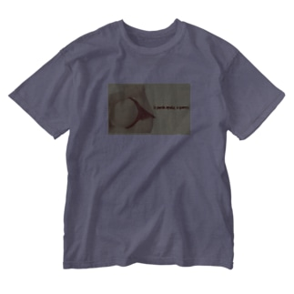 ふとももおいとく Washed T-shirts