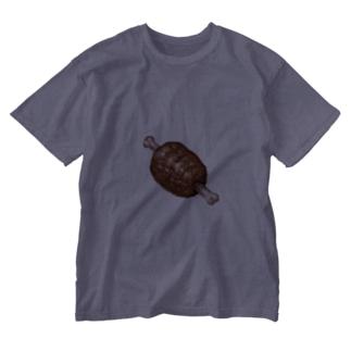 肉 Washed T-shirts