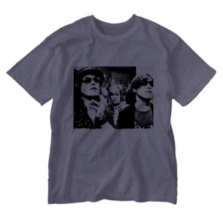 メカミカゲと… Washed T-shirts