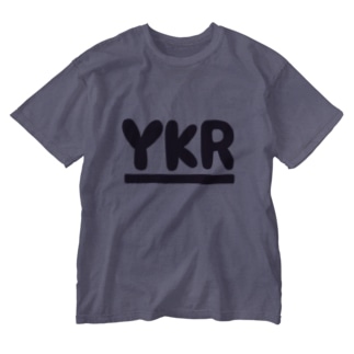 YKR Washed T-shirts