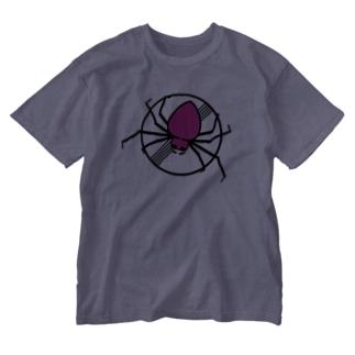 あうとばーんすぱいだ2 Washed T-shirts