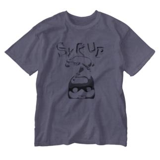 シュレーゲル Washed T-shirts