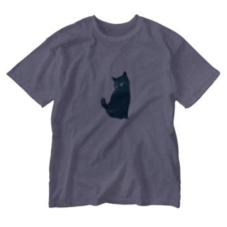 宇宙猫 Washed T-shirts