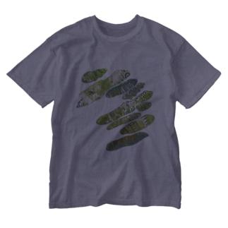 全部愛して。 Washed T-shirts