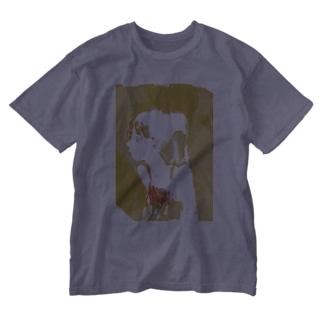 ゆののドライ 23.5° Washed T-Shirt