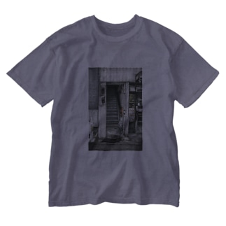 清澄白河 Washed T-shirts