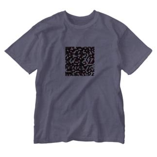 ヘキサゴン Washed T-Shirt