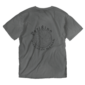 miiaのparigino Washed T-shirts