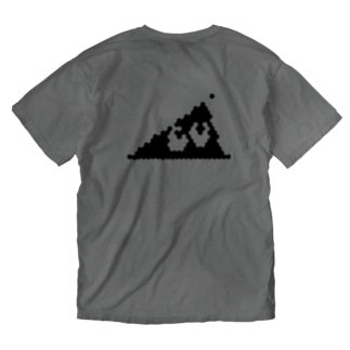 dots Washed T-shirts