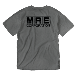 CPRTDEL SHOPのノスタルジックメーカー(MRE) Washed T-shirts