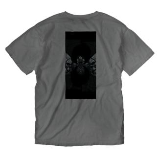 カタコンベ Washed T-shirts