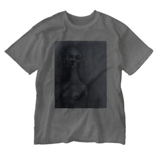 女 Washed T-shirts