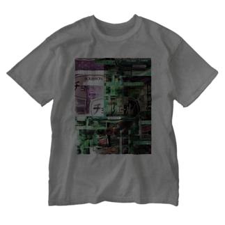 コラジュ1 Washed T-shirts