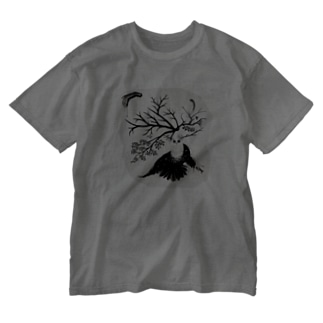Owl Washed T-shirts