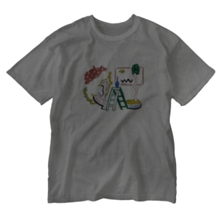 スタジオ Washed T-shirts