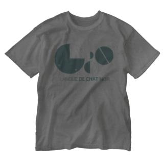 まるいろご Washed T-shirts
