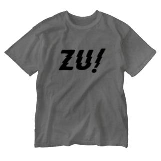 ZU! Washed T-shirts