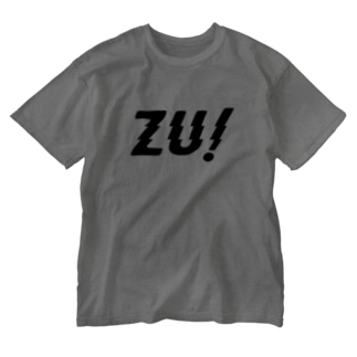 ZU! Washed T-shirts