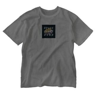 SpaceCurryBand Washed T-shirts