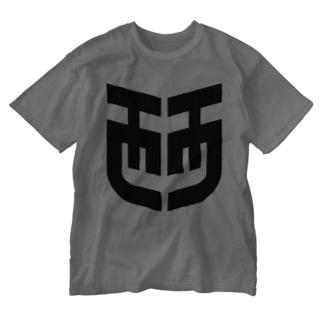 HEJHEJ01 Washed T-shirts