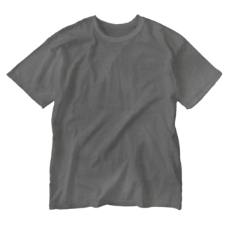 time is relative Washed T-shirts
