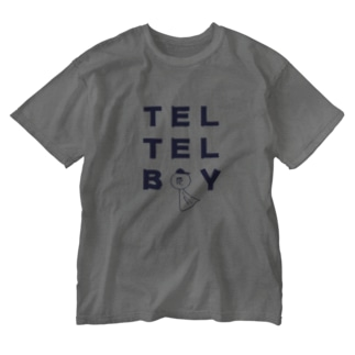 TELTELBOY Washed T-shirts