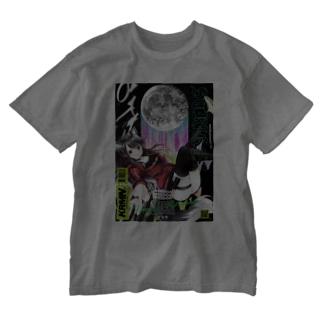 アリサちゃんの新しいやつ Washed T-shirts