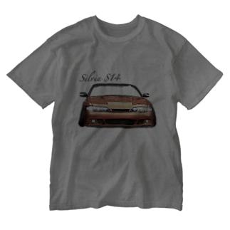 Silvia S14 前期 Washed T-shirts