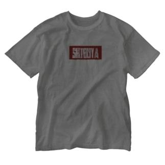 SHIBUYA Washed T-shirts