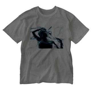 窒息(A) Washed T-shirts