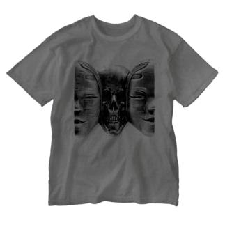 AZAMI Washed T-shirts