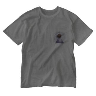 Vegan(ベガ星人) Washed T-shirts